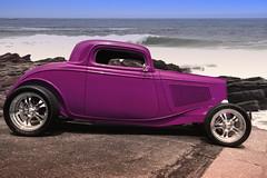 American Hot Rod (Klaus Ficker) Tags: auto pink usa hot sexy beautiful beauty car canon automobile hotrod rod oldtimer oldcar beauties milf streetrod americanhotrod bigweels eos5dmarkii kentuckyphotography klausficker