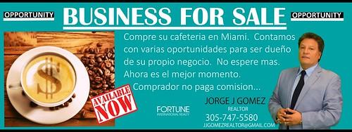 Cafeterias en venta•Miami•Brickell