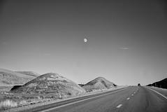 moon over Utah Hwy 9 (tanguera75) Tags: mountains landscape utah arches roadtrip redrock nationalparks cjohannasiegmann