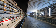 Sydney Passenger Terminal (Toucault) Tags: sydney cityscapes sydneyharbour sydneypassengerterminal
