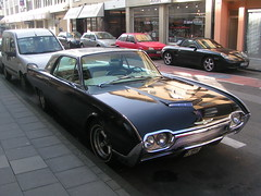 Ford Thunderbird Coupe 1963 (elbaracuda2002) Tags: auto ford chevrolet vw volkswagen dino fiat automotive ferrari mg chevy mercedesbenz oldtimer motor jaguar corvette thunderbird alfaromeo opel 1963 nsu youngtimer coupe
