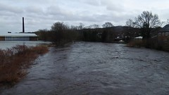 Boxing Day Flooding Mirfield (puffin11uk) Tags: flooding boxingday calder floods mirfield 50club puffin11uk 50club2