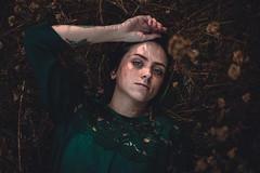 Jena (BlanketsWilson) Tags: portrait beautiful beauty fashion canon photography 50mm blackwhite model skin modeling outdoor teen document bones freckles collar teenage lightroom 6d