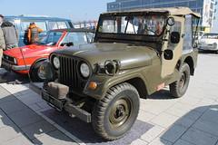 Jeep CJ-5 (Mc Steff) Tags: willys jeep retroclassicsmessestuttgart2016 cj5