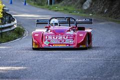 Slalom Sarule - Francesco Marrone ricognizione (michelecolumbu) Tags: slalom sarule racing race barbagia sardegna sardinia osella pa9 nikon sport sports motorsport red rosso car racecar speed