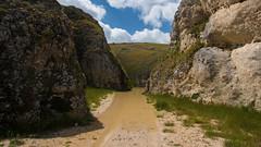 Caffe Latte Canyon (luigig75) Tags: campoimperatore gran sasso italia italy abruzzo river canyon canon 1022 efs1022mmf3545usm 70d