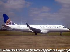 Embraer E-175 (E-170-200/LR) (Marco Zappatori's Agency) Tags: embraer e175 unitedexpress prevv robertoantenore marcozappatorisagency n164sy skywestairlines