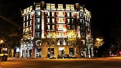 The Corner Hotel Barcelona (barcinus) Tags: barcelona eixample corner hotel new carrer muntaner catalonia spain mallorca catalunya catalua espagne