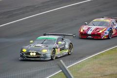 Aston Martin Racing's Aston Martin V8 Vantage and AF Corse's Ferrari 458 Italia GT2 (Dave Hamster) Tags: lemans24hours lemans 24hours 2016 worldendurancechampionship fiawec fia wec motorsport autosport motorracing racing racingcar car astonmartinracing astonmartinv8vantage afcorse ferrari458italiagt2 aston astonmartin v8vantage af corse ferrari458italia gt2 v8 vantage ferrari458 italia ferrari 458
