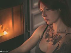 Megane (frederic dewulf) Tags: personne women home tattoo tatoo nikon d610