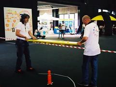 Le Olimpiadi del Soccorso (sirio174 (anche su Lomography)) Tags: olimpiadi olimpiadidelsoccorso erba lariofiere volontari volontarisenzafrontiere divertimento fun