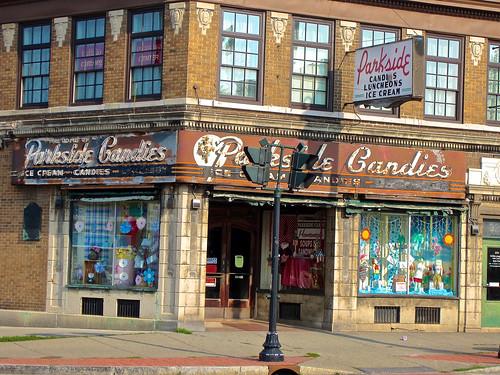 Parkside Candies, Buffalo, NY