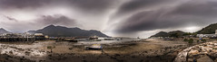 Hong Kong - Tai-O [] (Gerald Ow) Tags: tai o stilt houses panorama low tide boat hongkong daio canon eos 5dmkii 5dmk2 ef 1740mm f4l geraldow   taio cloud