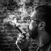 cigarr (Patrik Öhman) Tags: fs161120 harmoni fotosondag cohiba cigarr cigar smoking tamronsp2470mmf28divcusd självporträtt selfportrait blackandwhite