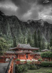 Byodo-In Temple Hawaii (clevbuck1986) Tags: byodoin hawaii oahu photo lightroom edit