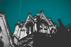 @FYABRIANSCOTT (fya_brianscott) Tags: architecture beauty beautiful life explore travel urban urbex exploreation building church hope faith sky blue aqua mood nikon look looking up feeling adventure
