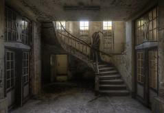 Death Angel (Opiesse) Tags: urbex death angel sanatorium e