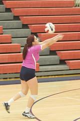 DJT_5168 (David J. Thomas) Tags: sports athletics volleyball women lyoncollege scots hendersonstateuniversity reddies batesville arkansas