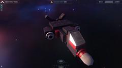 Taiidan Bomber (Sastrei87) Tags: lego homeworld brickspace