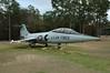 57-1331 F-104D Starfighter (Colin N Wells) Tags: 571331 f104starfighter f104dstarfighter military preserved unitedstates