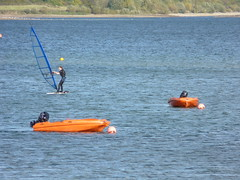 Carsington Water (Loz Flowers) Tags: derbyshire carsingtonwater reservoirs severntrentwater windsurfers