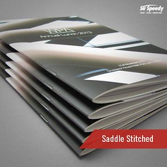 Types of Book Binding-Saddle Stitched (SirSpeedyIndore) Tags: bookbinding services saddlestitched sirspeedy