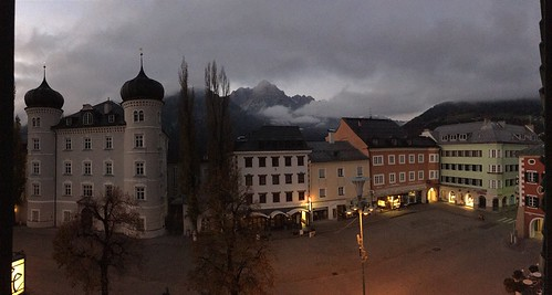 Good morning Lienz