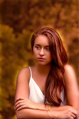 Dreamy Chelsea *** People (c.m.sturgeon) Tags: 500px female model remake girl beauty beautiful face eyes summer