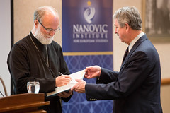 MC 11.1.16 Keeley Vatican Lecture 09 (NanovicND) Tags: nanovic institute keeley vatican lecture gudziak bishop borys 2016