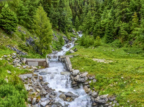 And now: A Swiss stream