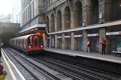Bombardier S8 Stock DM Car #21034 (busdude) Tags: bombardier s8 stock dm car driving motor tfl transport for london underground londonunderground s sstock