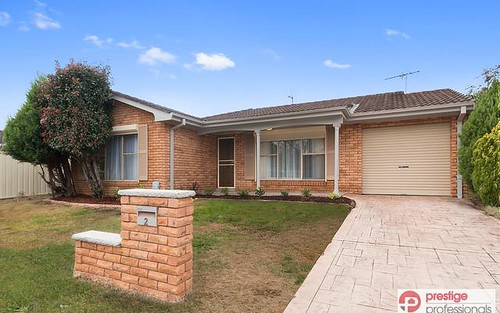 2 Booree Court, Wattle Grove NSW 2173