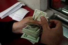 Dollar heads for best week in a year, Mexican peso sinks (majjed2008) Tags: dollar heads mexican peso sinks week year monterrey mexico