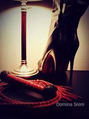 Domina Sreni Milano (Domina Sreni Mistress Milano) Tags: dominasreni dominatrix mistress milano mistressmilano boots leatherboots domina whip sito wwwdominasreninet