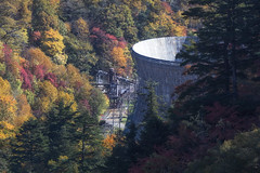 Matsukawa Geothermal Power Plant (jasohill) Tags: autumn october landscape tohoku vibrant city 2016 iwate trees plant power hachimantai travel adventure photography life colors color matsukawa geothermal japan nature canoneos80d