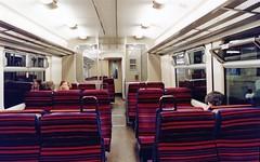 Class 150 Interior (J&LittleHouse) Tags: class150 150115 52115 sprinter brel britishrail britishrailways train dieselmultipleunit kidderminster 1987 minoltax300 kodacolorgold iso200 35mmfilm