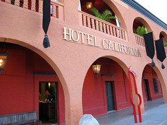 Welcome to the Hotel California (zoniedude1) Tags: mexico hotel hotelcalifornia theeagles hitsong todossantos baja evening streetview welcometothehotelcalifornia bajacaliforniasur bajaadventure2016 amomxico southoftheborder adventure exploration exotictravels canonpowershotg12 pspx8 zoniedude1