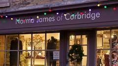 of Corbridge (ianwyliephoto) Tags: corbridge northumberland tynevalley christmas lights festive sparkling twinkle 2016 community