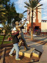 December 01, 2016 (27) (gaymay) Tags: california desert gay love riversidecounty coachellavalley sculpture buddyrogers cathedralcitytowncenter cathedralcity artclimbers