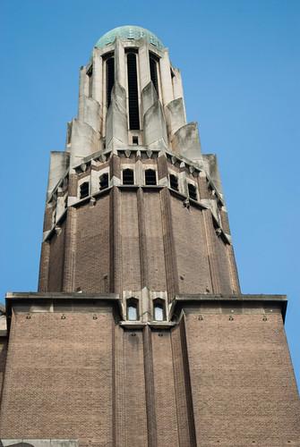 Nationale Basiliek van het Heilig Hart te Koekelberg, Brussel