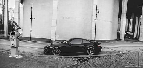 Porsche 911 Turbo by House Motorsports
