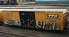 sorrow - sworn (timetomakethepasta) Tags: train graffiti boxcar sorrow freight tbox ttx sworn