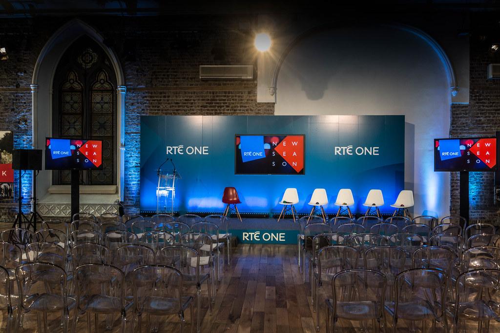 RTE's WINTER SEASON LAUNCH [SMOCK ALLEY THEATRE] REF-107012