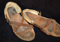 Mexican Sandals (Teyacapan) Tags: leather mexico shoes sandals mexican oaxaca ixtle