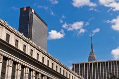 Penn Station Neighborhood (SamuelWalters74) Tags: newyorkcity newyork unitedstates manhattan places empirestatebuilding pennstation fashiondistrict garmentdistrict onepennplaza