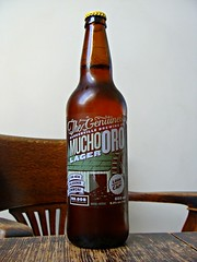 Mucho Oro Lager (knightbefore_99) Tags: canada beer brewing bottle bc cerveza craft tasty local lager genuine hops pivo malt barkerville muchooro