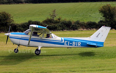 EI-BIR (Ken Meegan) Tags: eibir reimscessnaf172mskyhawk f17201225 figileflyinggroup ilasfield taghmon 3082015 cessna172 ilasflyin