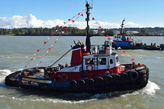 Pacific Force (drmack2) Tags: storm bc tug breeze newwestminster seaspan ledcor