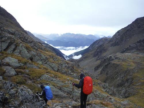Abstieg durch Wangenitztal am 14.09.2015