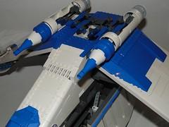 UCS - Gunship (3d_predator) Tags: star starwars republic wars custom clone gunship ucs